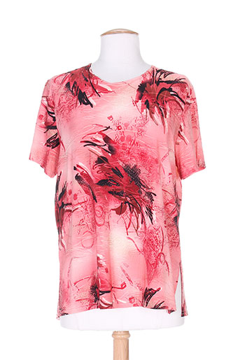 maksim.z t-shirts femme de couleur rose
