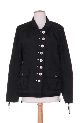 guxy vestes femme de couleur noir