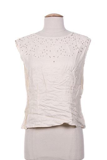 charabia chemises femme de couleur beige