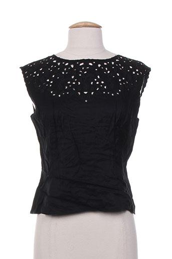 charabia chemises femme de couleur noir