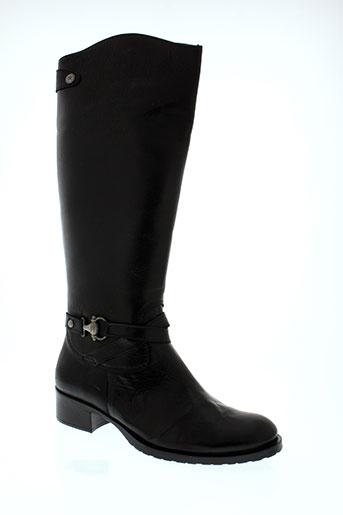 jose et saenz bottes femme de couleur noir