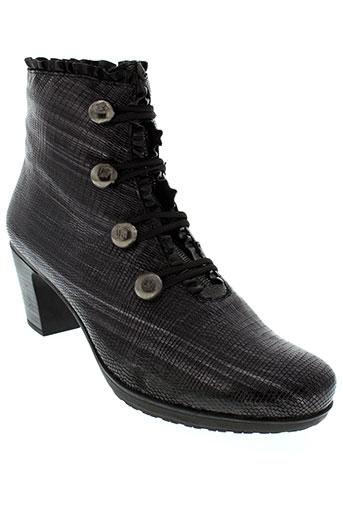 jose et saenz boots femme de couleur noir