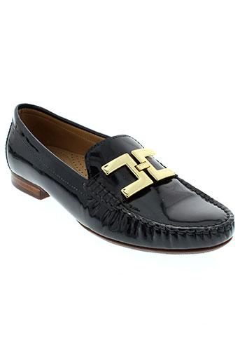wirth chaussures femme de couleur bleu