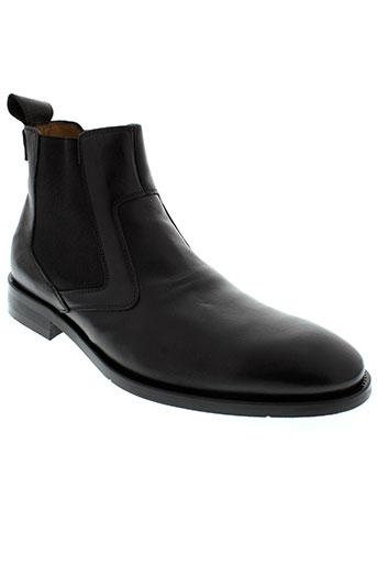 peter blade chaussures homme de couleur noir