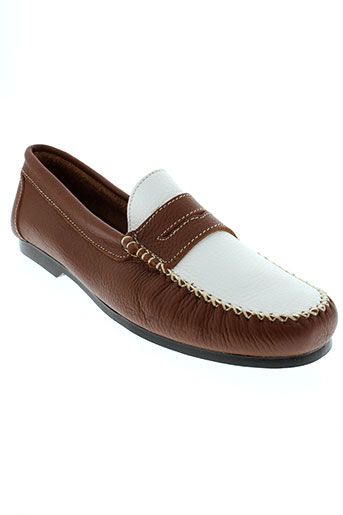 johann chaussures femme de couleur marron