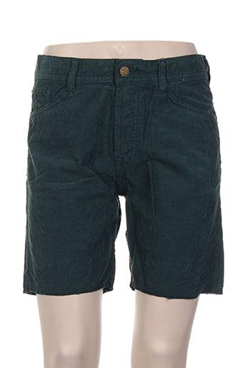 Short vert ACQUAVERDE pour homme