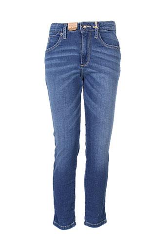 timberland pantalons et decontractes garcon de couleur bleu