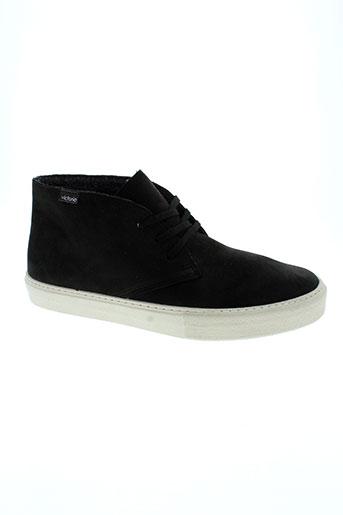 victoria chaussures garçon de couleur noir