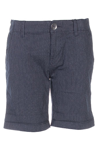 name it shorts / bermudas garçon de couleur bleu