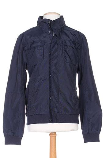 mexx manteaux homme de couleur bleu