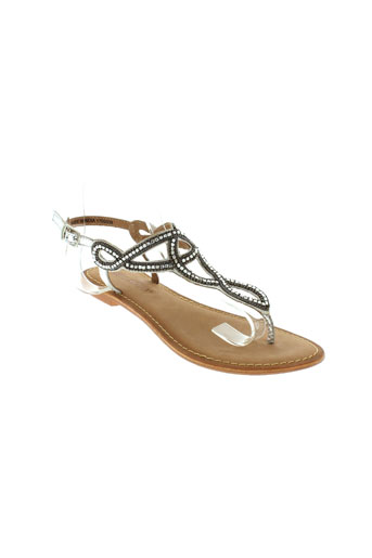 vero moda chaussures femme de couleur gris