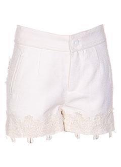 Produit-Shorts / Bermudas-Fille-MINI MIGNON