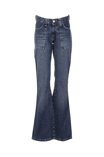 Jeans bootcut bleu GALLICE pour femme