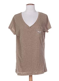 Produit-T-shirts / Tops-Femme-EDEN ROCK
