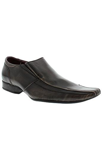 reservoir shoes chaussures homme de couleur marron