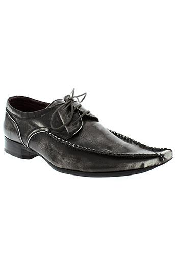 reservoir et shoes derby homme de couleur noir