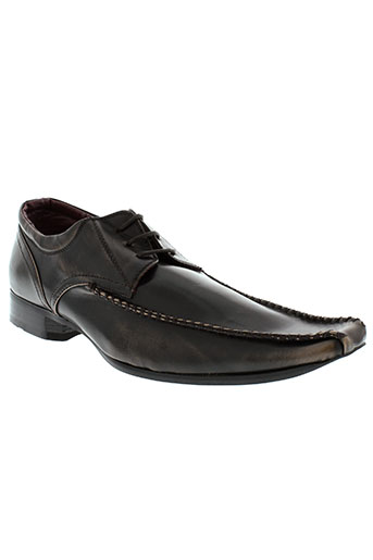 reservoir et shoes derby homme de couleur marron