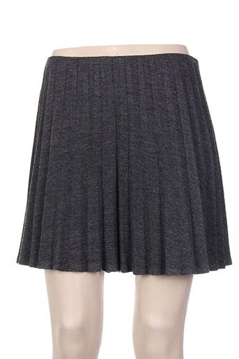 gant jupes femme de couleur gris