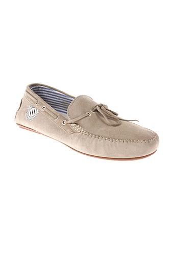 florentino chaussures homme de couleur beige