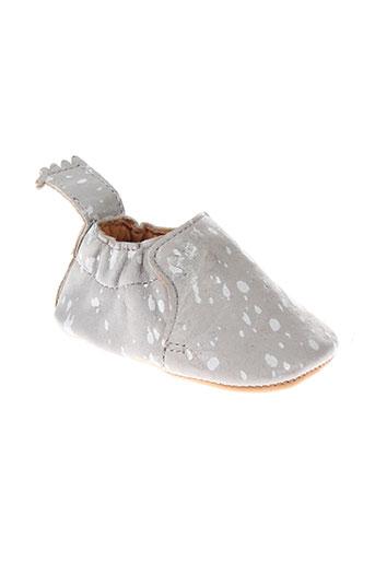 easy peasy chaussures enfant de couleur gris