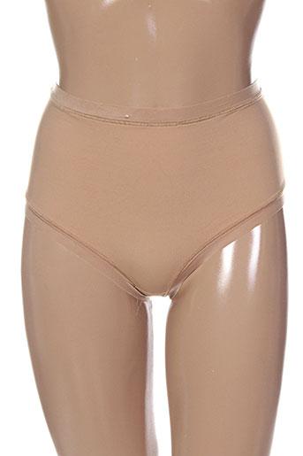 lejaby shortys et boxers femme de couleur beige