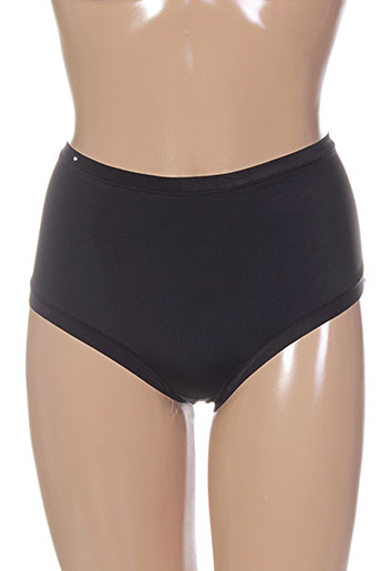 lejaby shortys et boxers femme de couleur noir