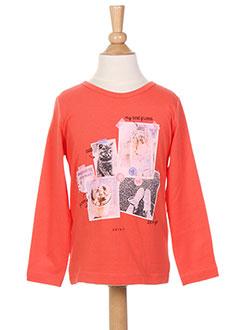 Produit-T-shirts / Tops-Fille-ESPRIT