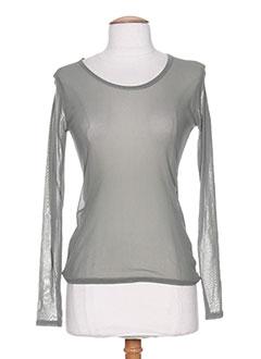 Produit-T-shirts / Tops-Femme-MODERATO