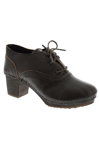 bosabo chaussures femme de couleur marron