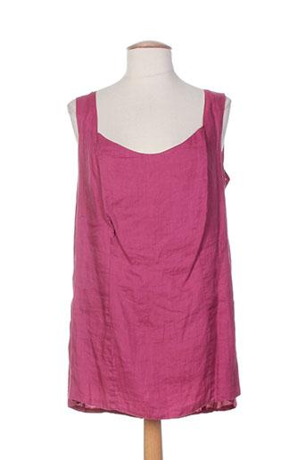 apart chemises femme de couleur rose