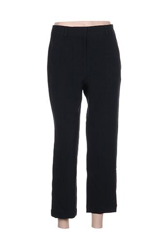 sessun pantalons femme de couleur bleu