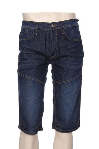 blend shorts / bermudas homme de couleur bleu