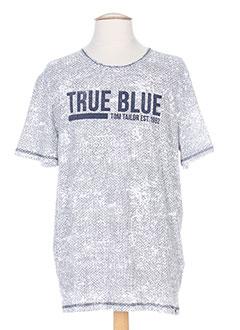 Produit-T-shirts / Tops-Homme-TOM TAILOR