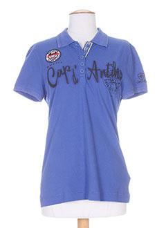 Produit-T-shirts / Tops-Femme-TOM TAILOR