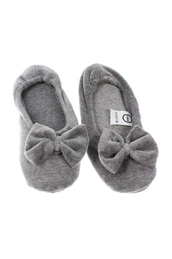 lohe chaussures femme de couleur gris