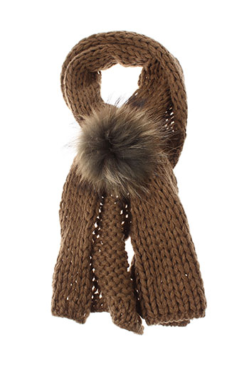 lea clement accessoires femme de couleur marron