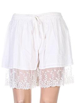 Produit-Shorts / Bermudas-Femme-TINA WODSTRUP