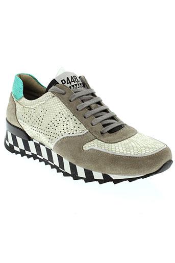 p448 chaussures femme de couleur beige