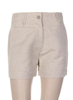 Produit-Shorts / Bermudas-Femme-CYRILLUS