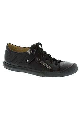 bellamy chaussures garçon de couleur noir