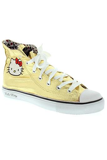 victoria chaussures femme de couleur jaune