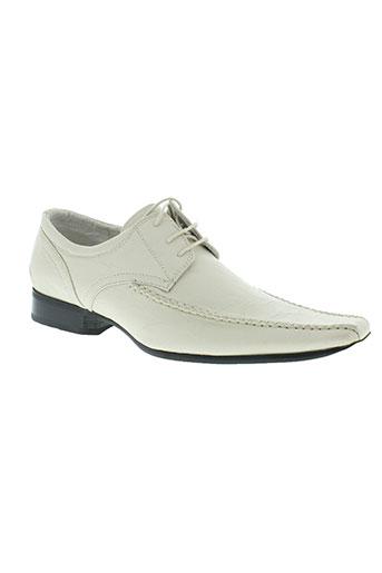 freeside chaussures homme de couleur beige