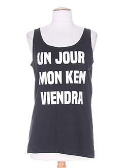 Produit-T-shirts-Femme-DE PARIS & FIVE.PARIS