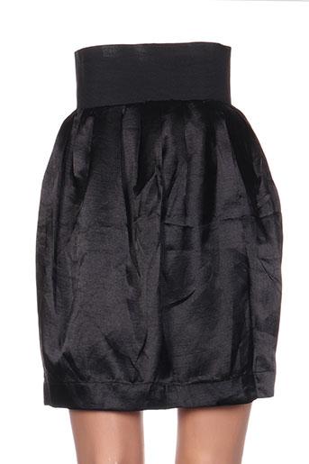 jcl jupes femme de couleur noir