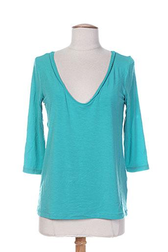 T-shirt manches longues vert COP COPINE pour femme