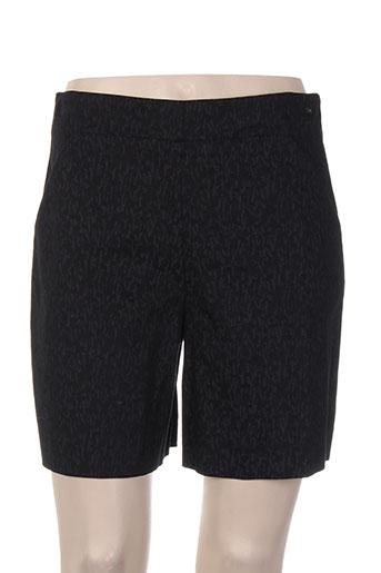 cop copine shorts / bermudas femme de couleur noir