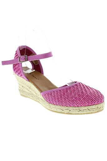 lune EFFI_CHAR_1 l'autre chaussures femme de couleur rose