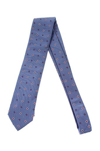 pal zileri accessoires homme de couleur bleu