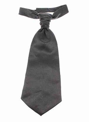 Cravate gris CARLO PIGNATELLI pour homme