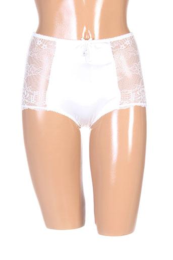 affinitas lingerie femme de couleur beige